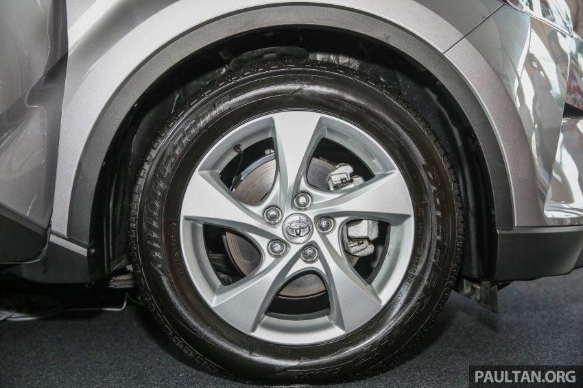 新车图集:Toyota C-HR 新车预览,澳规版本开放参观。 Image #38256