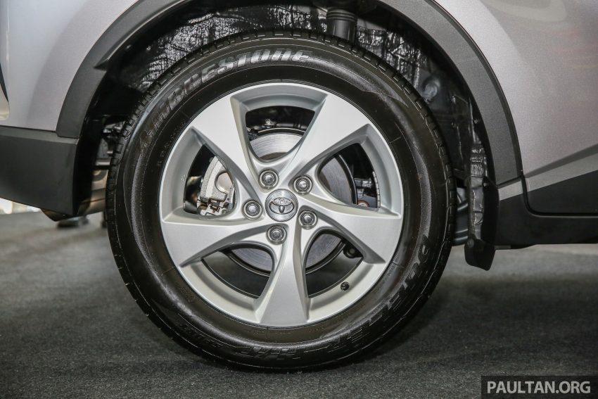 新车图集:Toyota C-HR 新车预览,澳规版本开放参观。 Image #38260