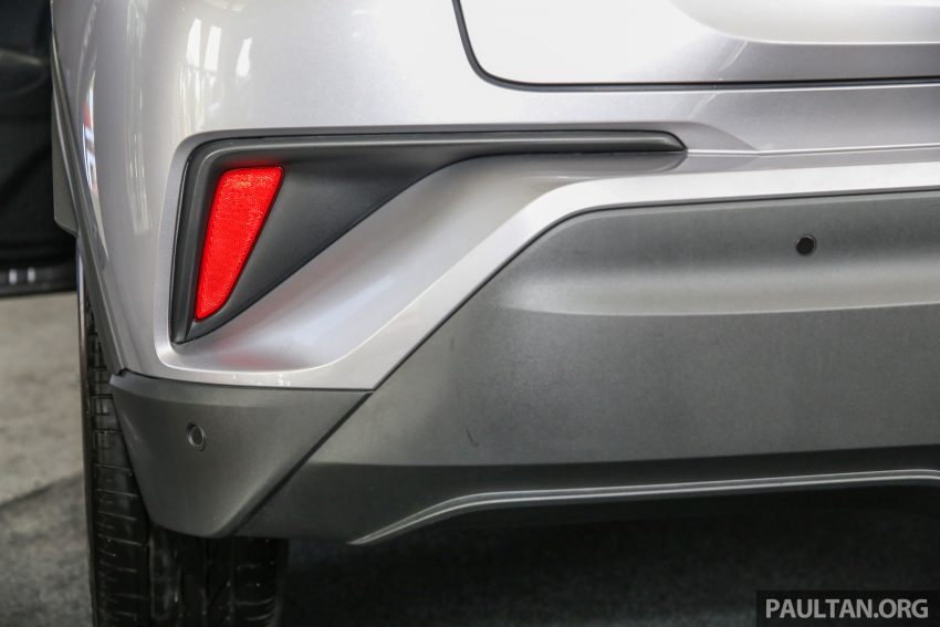 新车图集:Toyota C-HR 新车预览,澳规版本开放参观。 Image #38263