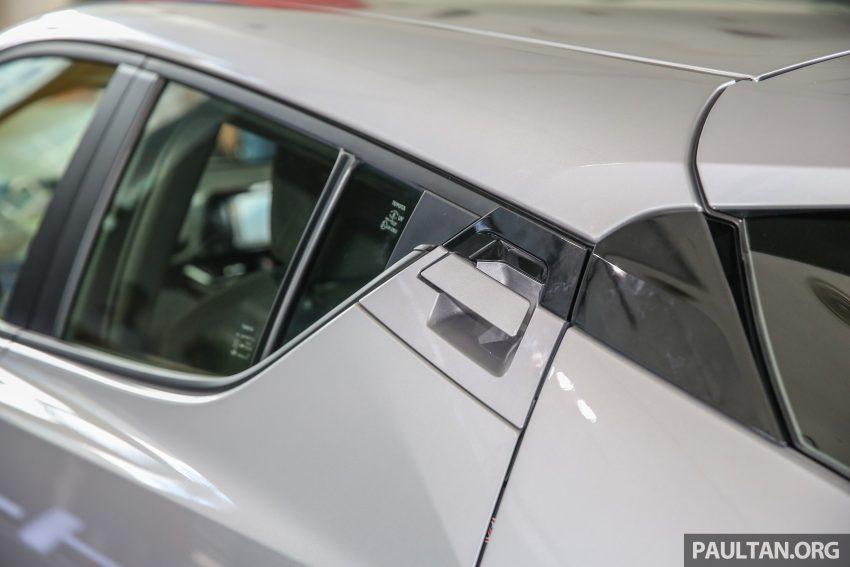 新车图集:Toyota C-HR 新车预览,澳规版本开放参观。 Image #38265