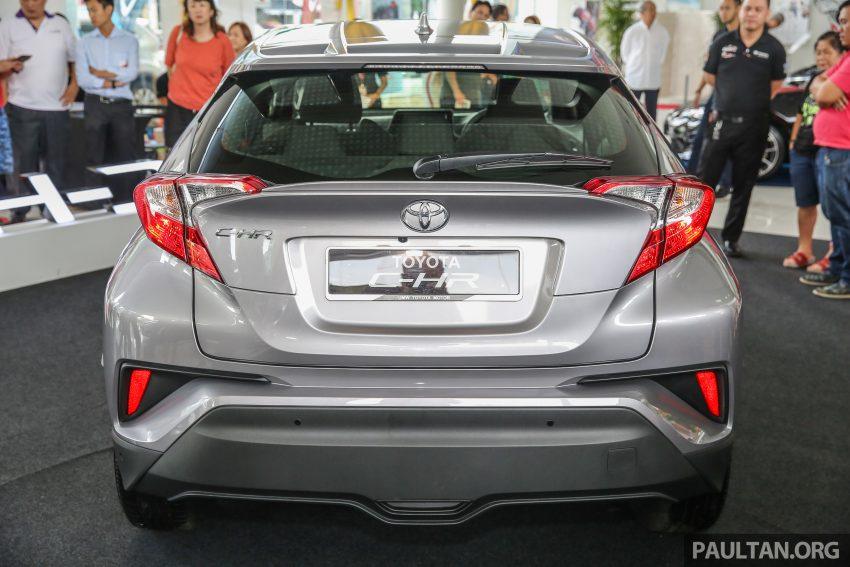 新车图集:Toyota C-HR 新车预览,澳规版本开放参观。 Image #38248