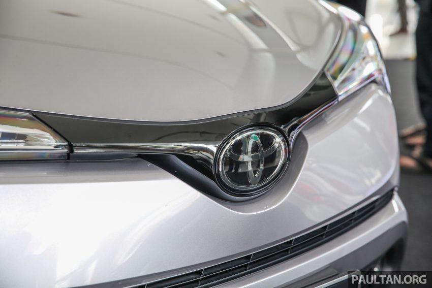 新车图集:Toyota C-HR 新车预览,澳规版本开放参观。 Image #38253