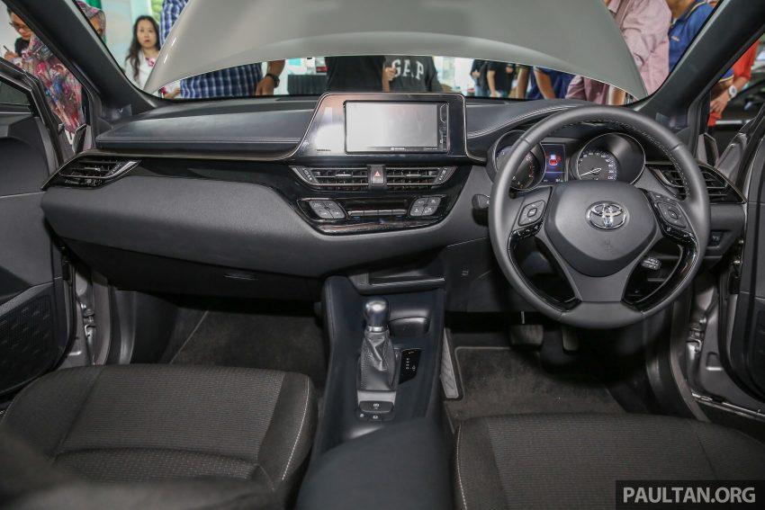 新车图集:Toyota C-HR 新车预览,澳规版本开放参观。 Image #38276