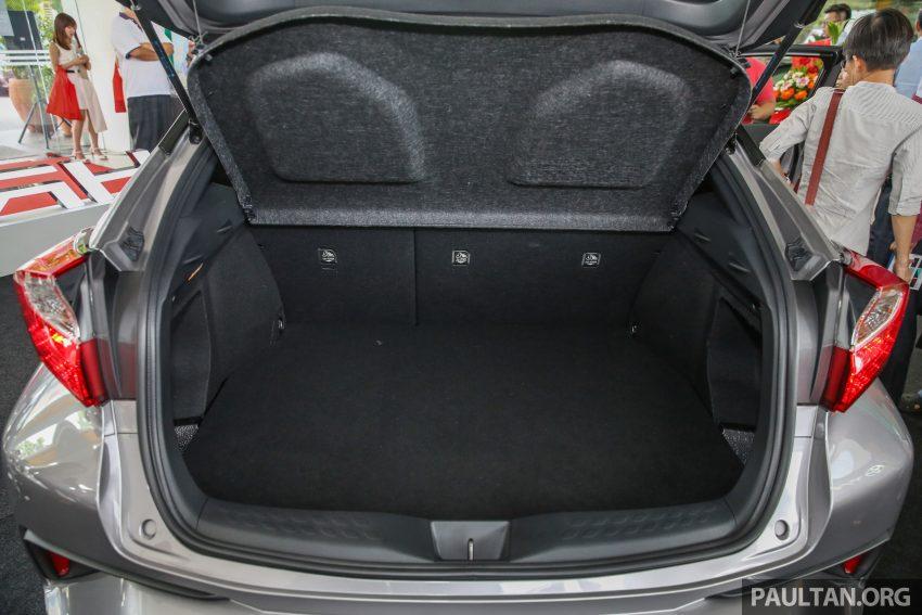 新车图集:Toyota C-HR 新车预览,澳规版本开放参观。 Image #38316