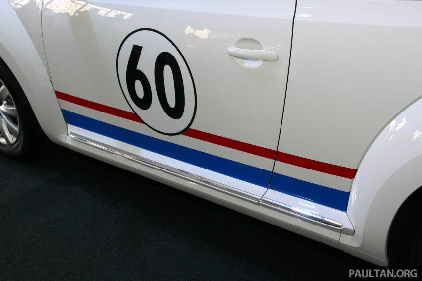 配合国庆推出, Volkswagen Beetle 60th Merdeka Edition! Image #38980