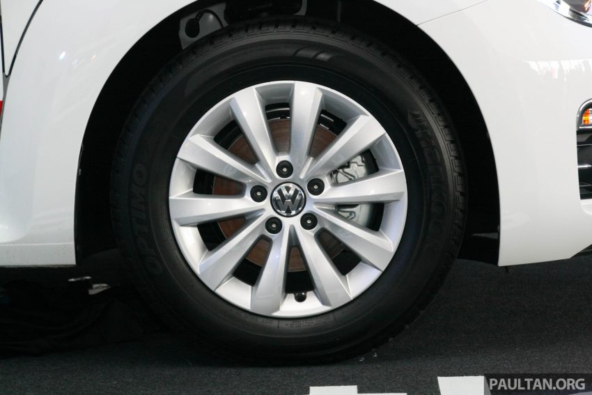 配合国庆推出, Volkswagen Beetle 60th Merdeka Edition! Image #38987