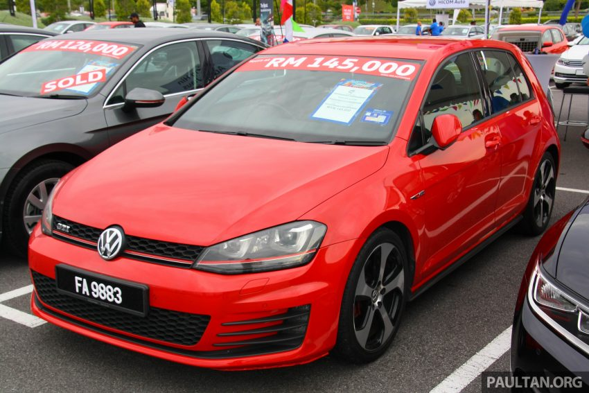 Volkswagen Fest 2017,VW车型大促销,最低RM 30K! Image #39033