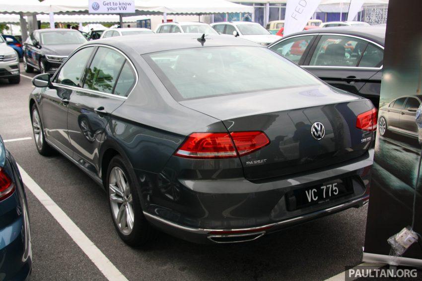 Volkswagen Fest 2017,VW车型大促销,最低RM 30K! Image #39041