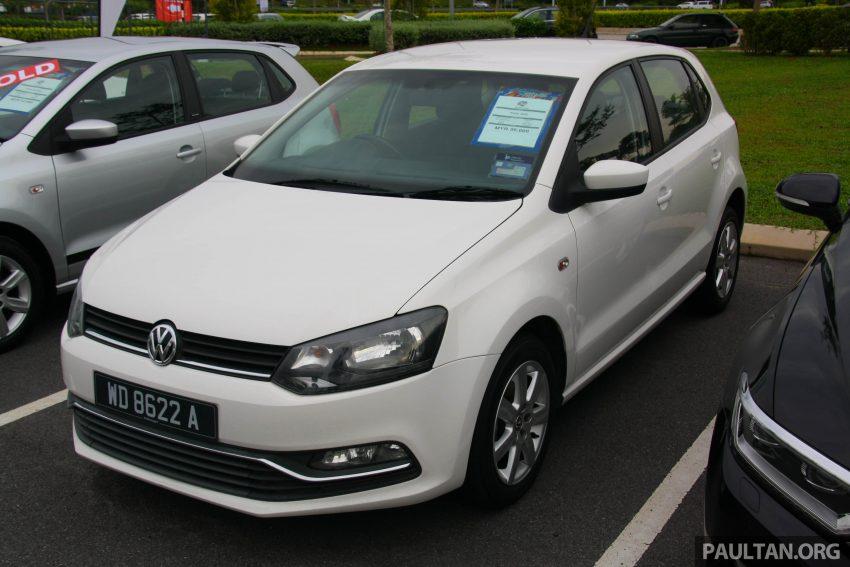 Volkswagen Fest 2017,VW车型大促销,最低RM 30K! Image #39046