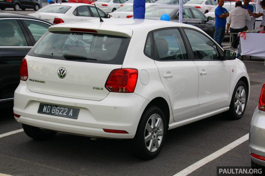 Volkswagen Fest 2017,VW车型大促销,最低RM 30K! Image #39047