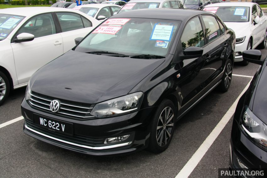 Volkswagen Fest 2017,VW车型大促销,最低RM 30K! Image #39054