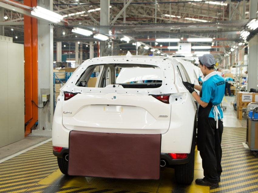 发布在即,2017 Mazda CX-5 新车预览,售价RM134K起! Image #43239