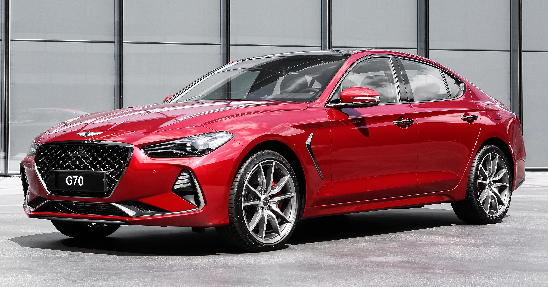 2018 Genesis G70 >> 剑指 BMW 3 Series,韩国发布 Genesis G70! Genesis G70 Exterior - Paul Tan 汽车资讯网