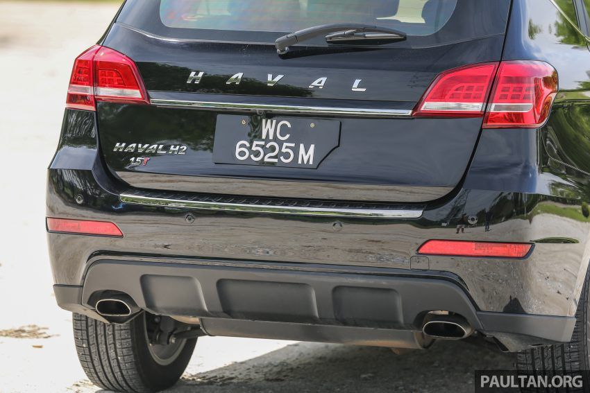 本地组装 Haval H2 发布,1.5升涡轮引擎,售RM99K起! Image #41996