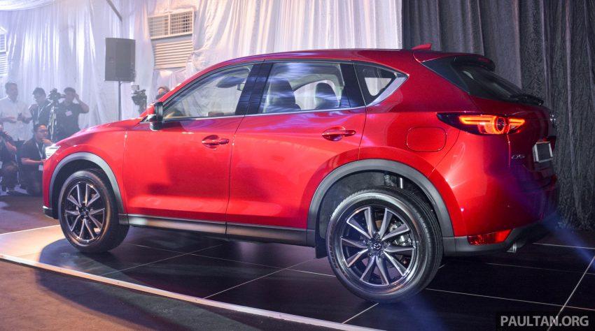 发布在即,2017 Mazda CX-5 新车预览,售价RM134K起! Image #43260