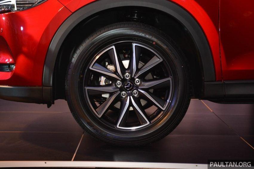 发布在即,2017 Mazda CX-5 新车预览,售价RM134K起! Image #43262