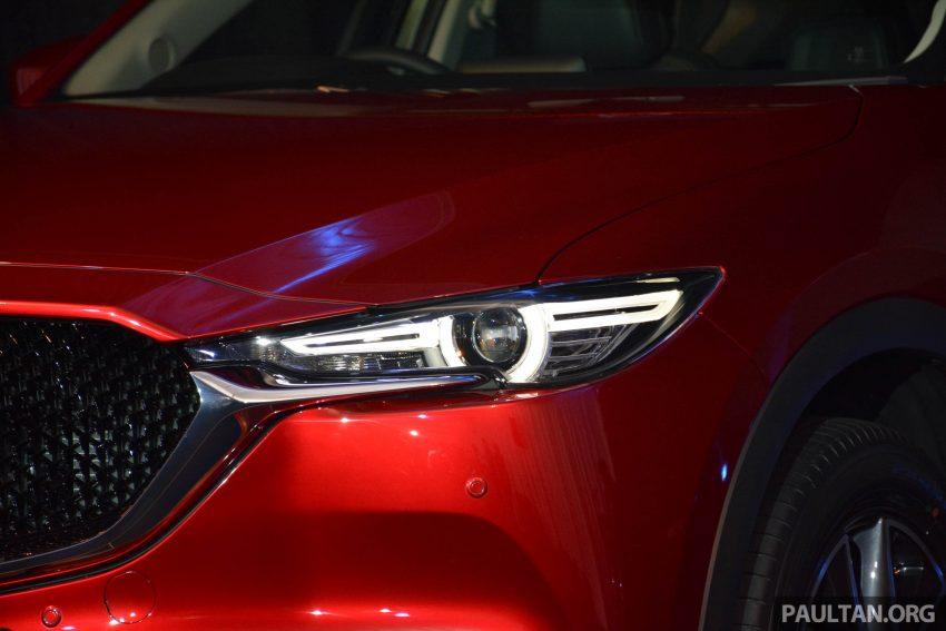 发布在即,2017 Mazda CX-5 新车预览,售价RM134K起! Image #43263
