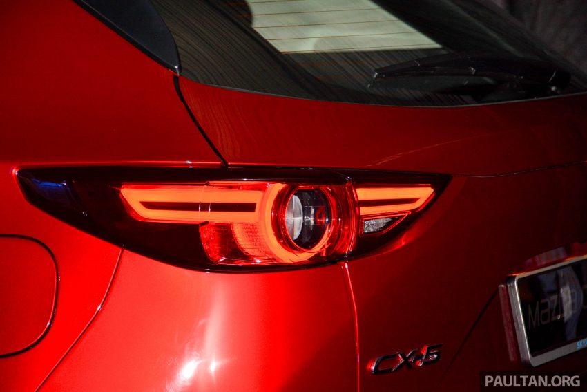 发布在即,2017 Mazda CX-5 新车预览,售价RM134K起! Image #43264