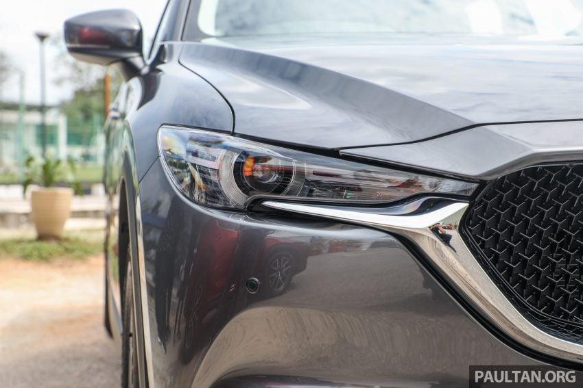 发布在即,2017 Mazda CX-5 新车预览,售价RM134K起! Image #43293