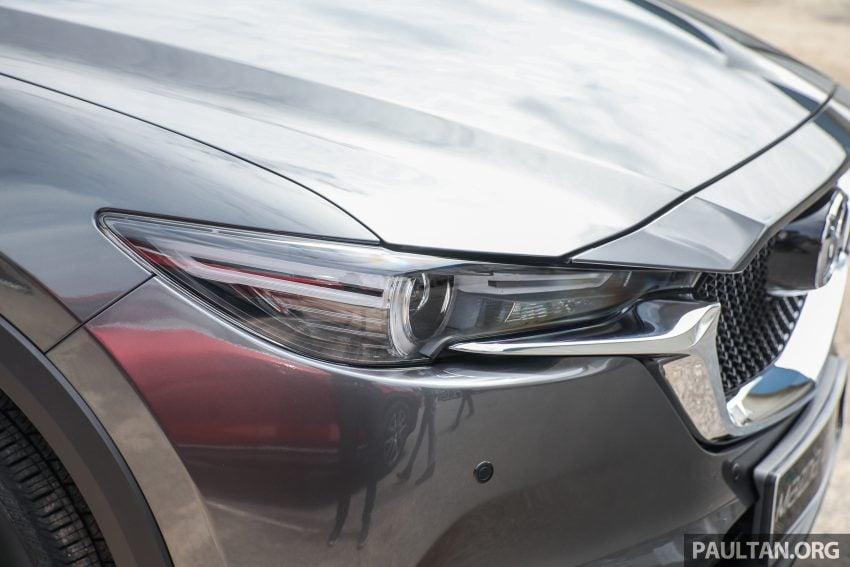 发布在即,2017 Mazda CX-5 新车预览,售价RM134K起! Image #43300
