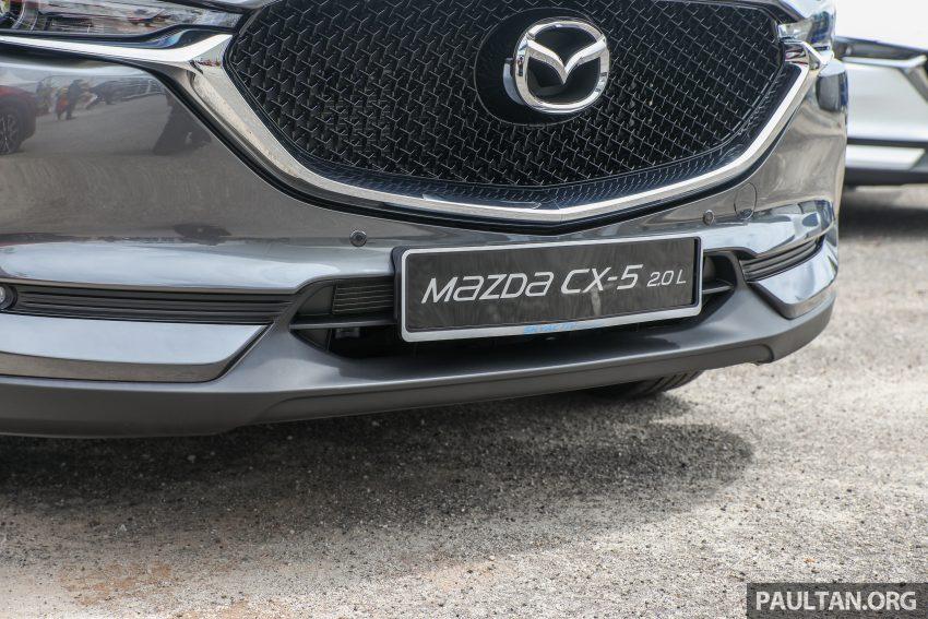 发布在即,2017 Mazda CX-5 新车预览,售价RM134K起! Image #43326