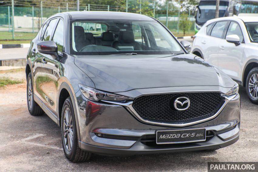 发布在即,2017 Mazda CX-5 新车预览,售价RM134K起! Image #43283