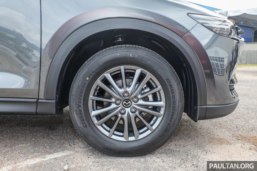 发布在即,2017 Mazda CX-5 新车预览,售价RM134K起! Image #43348