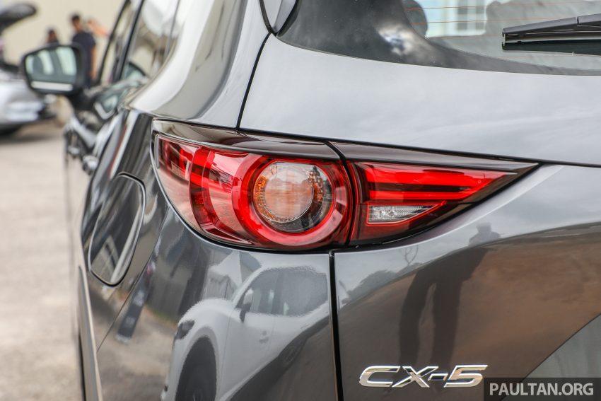 发布在即,2017 Mazda CX-5 新车预览,售价RM134K起! Image #43355