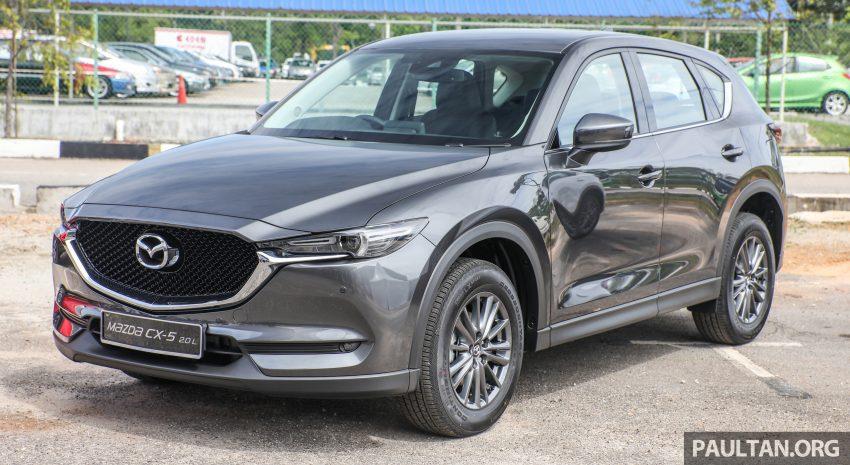发布在即,2017 Mazda CX-5 新车预览,售价RM134K起! Image #43284