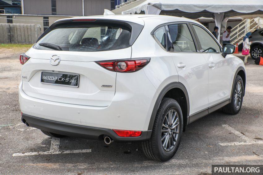 发布在即,2017 Mazda CX-5 新车预览,售价RM134K起! Image #43286