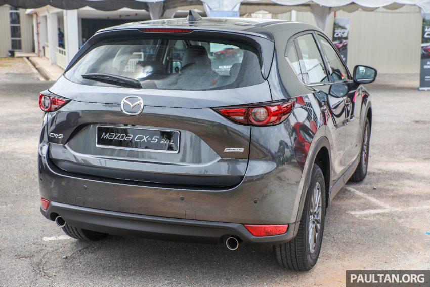 发布在即,2017 Mazda CX-5 新车预览,售价RM134K起! Image #43288