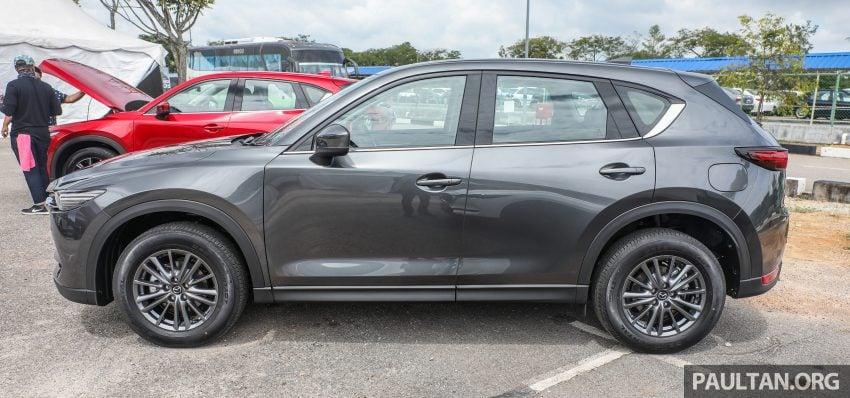 发布在即,2017 Mazda CX-5 新车预览,售价RM134K起! Image #43289
