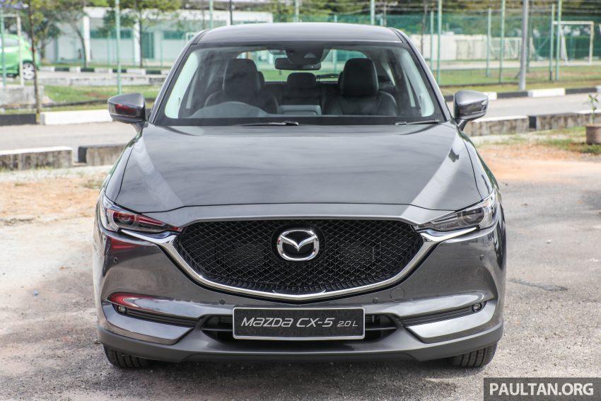 发布在即,2017 Mazda CX-5 新车预览,售价RM134K起! Image #43290
