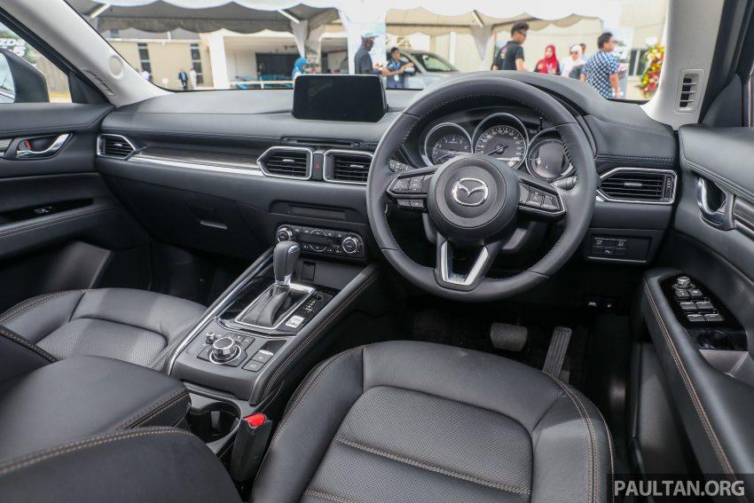 发布在即,2017 Mazda CX-5 新车预览,售价RM134K起! Image #43385