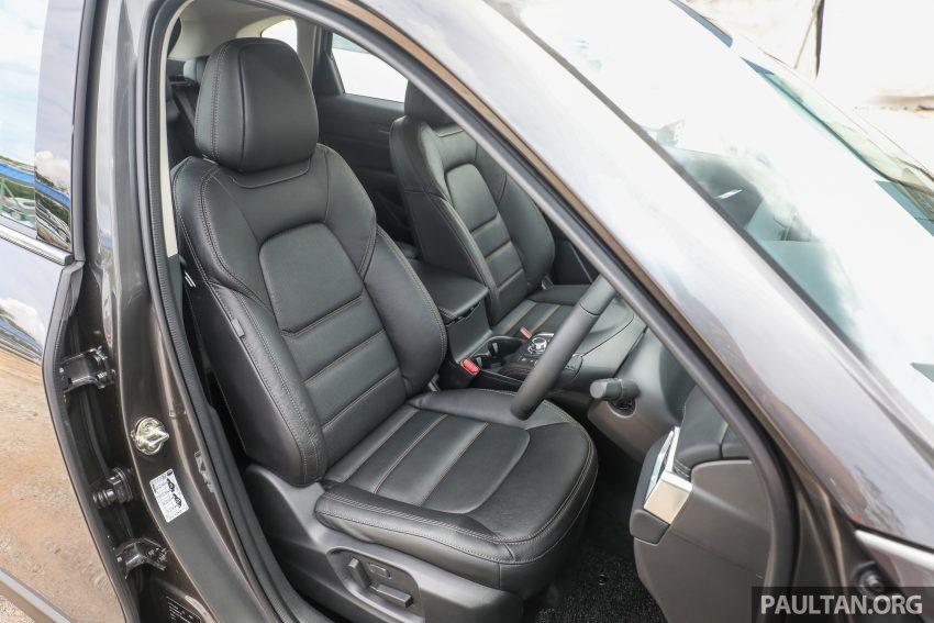发布在即,2017 Mazda CX-5 新车预览,售价RM134K起! Image #43390