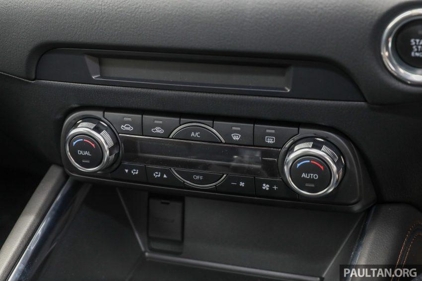 发布在即,2017 Mazda CX-5 新车预览,售价RM134K起! Image #43377
