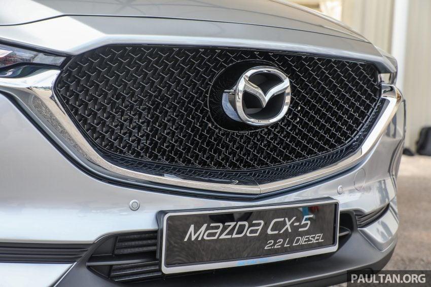 发布在即,2017 Mazda CX-5 新车预览,售价RM134K起! Image #43415