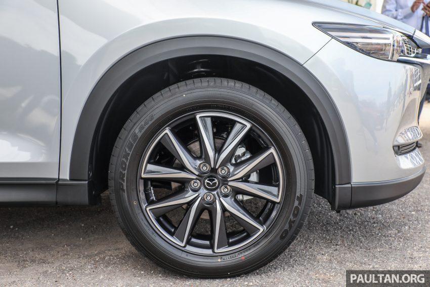 发布在即,2017 Mazda CX-5 新车预览,售价RM134K起! Image #43421