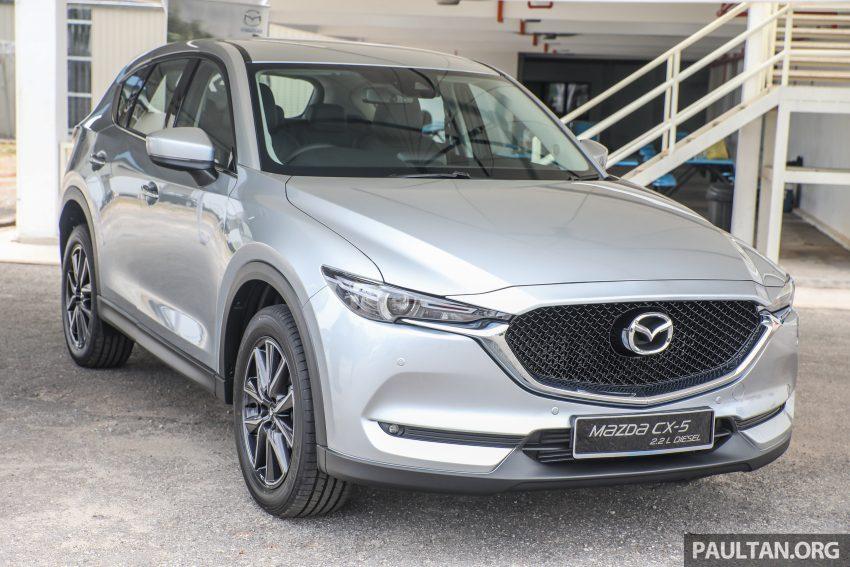 发布在即,2017 Mazda CX-5 新车预览,售价RM134K起! Image #43404