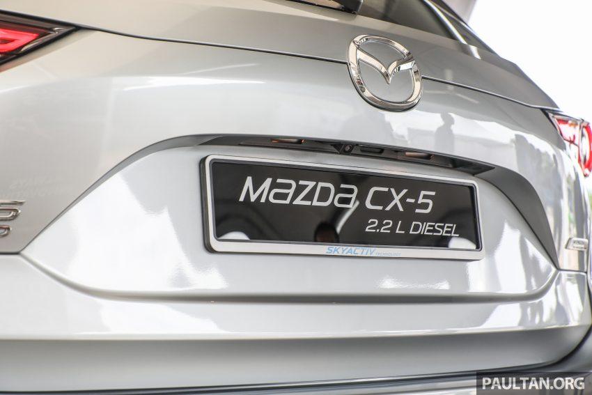 发布在即,2017 Mazda CX-5 新车预览,售价RM134K起! Image #43427