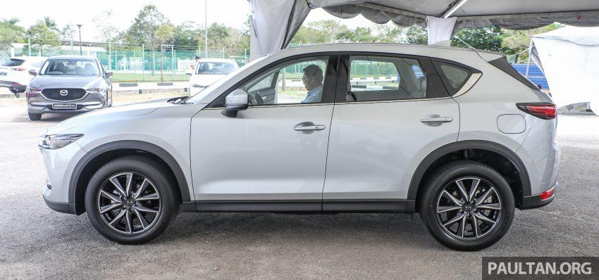 发布在即,2017 Mazda CX-5 新车预览,售价RM134K起! Image #43408