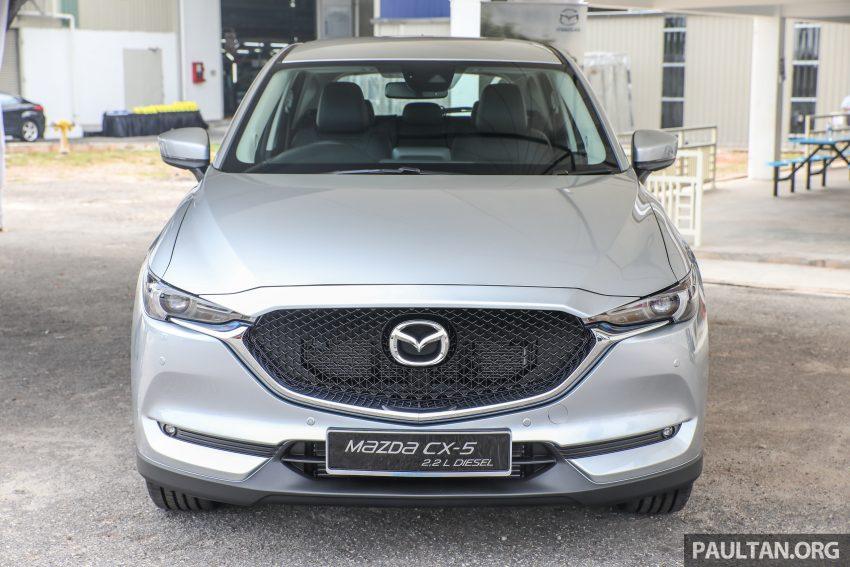 发布在即,2017 Mazda CX-5 新车预览,售价RM134K起! Image #43409