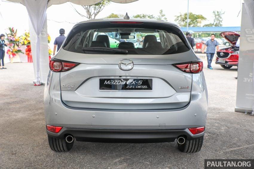 发布在即,2017 Mazda CX-5 新车预览,售价RM134K起! Image #43410