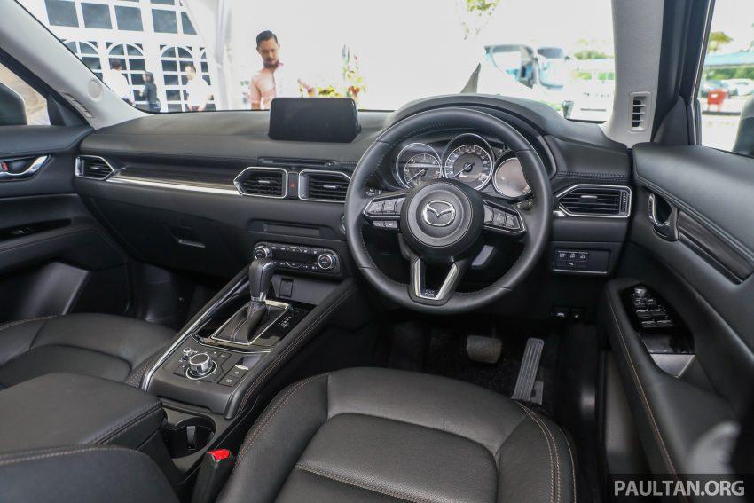 发布在即,2017 Mazda CX-5 新车预览,售价RM134K起! Image #43449