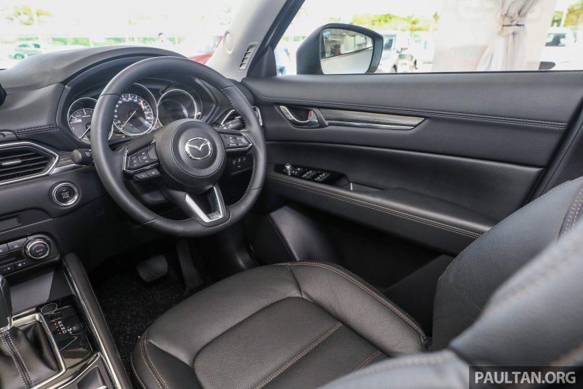 发布在即,2017 Mazda CX-5 新车预览,售价RM134K起! Image #43450