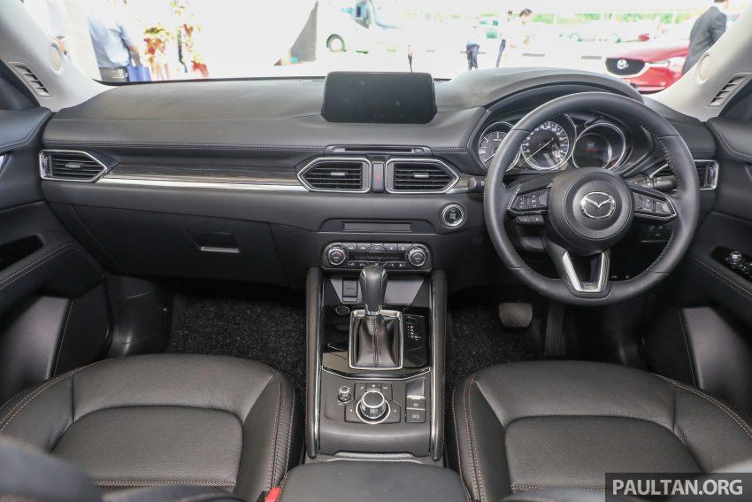 发布在即,2017 Mazda CX-5 新车预览,售价RM134K起! Image #43435