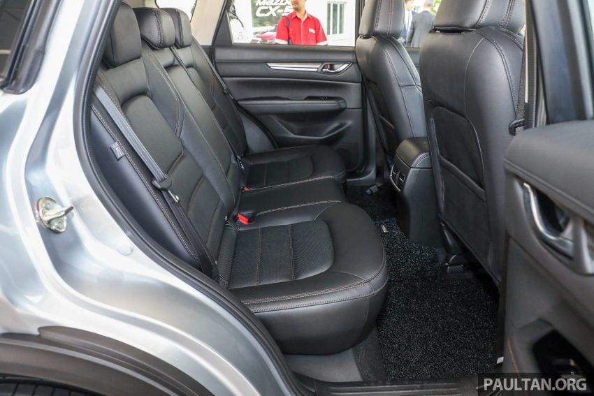 发布在即,2017 Mazda CX-5 新车预览,售价RM134K起! Image #43458