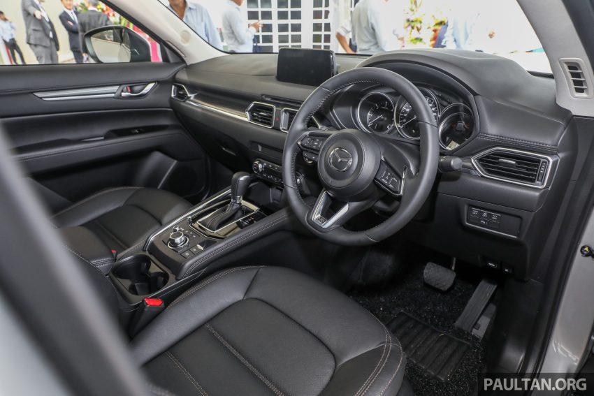 发布在即,2017 Mazda CX-5 新车预览,售价RM134K起! Image #43436