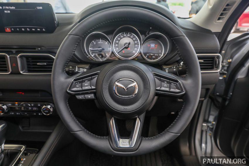 发布在即,2017 Mazda CX-5 新车预览,售价RM134K起! Image #43437