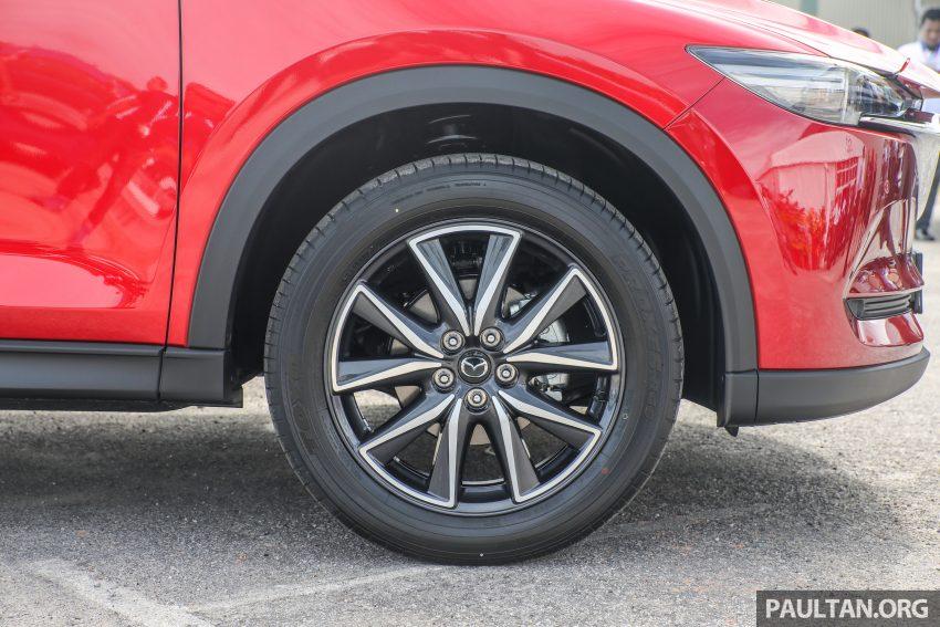 发布在即,2017 Mazda CX-5 新车预览,售价RM134K起! Image #43485